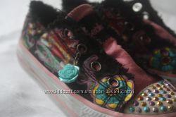 кеды Skechers стильные яркие