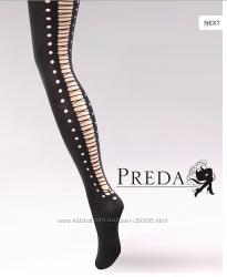 Шикарные колготки с узором PREDA