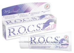 R. O. C. S. Medical Sensitive - гель для чувствительных зубов