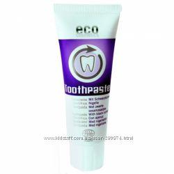 Зубная паста с черным тмином для всей семьи Eco Cosmetics, EcoCert