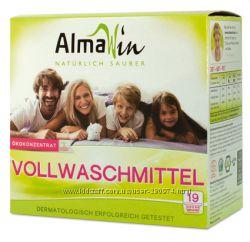 Высокоэффективный органический стиральный порошок AlmaWin. Большие упаковки