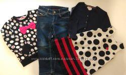 Одяг для дівчинки 3-4 років