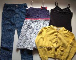 Одяг для дівчинки 4-5 років