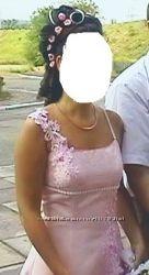 нежное платье выпускнице или невесте на 2 день