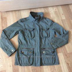 H&M  куртка  парка размер S