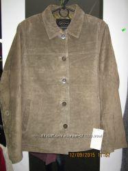 Женская замшевая курточка JCCollection