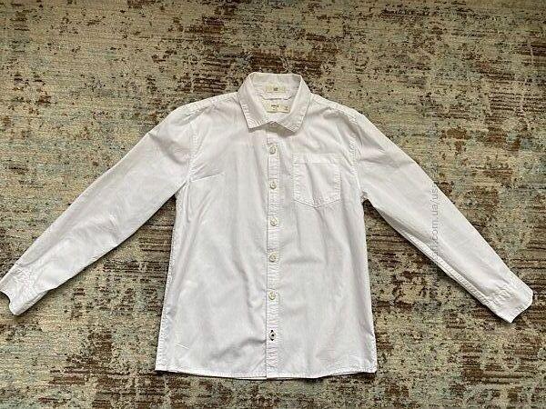 Рубашка Mango р.7-8 лет