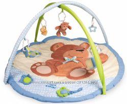 Красочные развивающие коврики Canpol babies