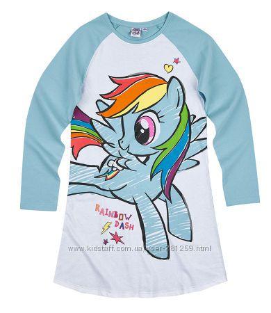 Ночная рубашка Мой маленький пони