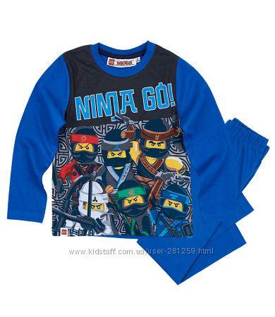 Пижама Лего Ниндзяго Lego Ninjago