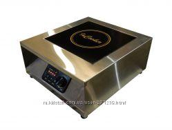 Промышленные индукционные плиты
