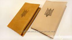 Обложки для документов из натуральной кожи