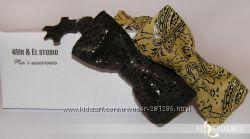 Галстуки-бабочки из Натуральной Кожи. Оригинальные подарки.