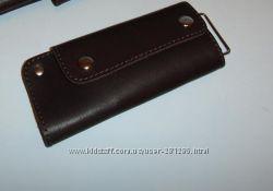 Новые модели кожаных ключниц Оригинальные аксессуары из кожи