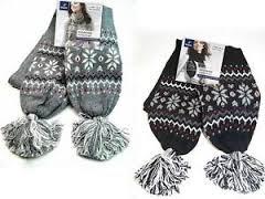 Красивый теплый шарф 14, 5 см х 200 см от ТСМ