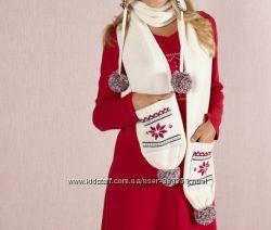 Шикарный шарф с кармашками от ТСМ Германия