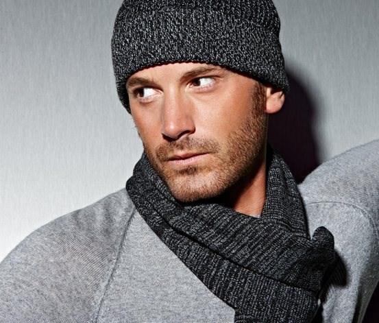 Мужские шарфы от ТСМ Чибо Германия