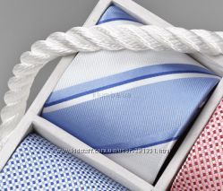 Шелковый галстук 2 цвета от ТСМ Чибо Германия