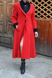 Роскошное элегантное пальто в стиле леди Ди. р. 38-40