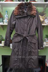 Теплое пальто Combipel Niama. р. S