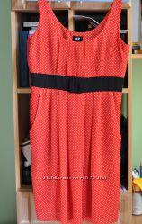 Красивое летнее платье. 34р.