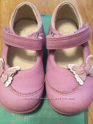 Clarks туфли для девочки 20, 5 р до 01. 08