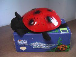 Ночник-проектор Twilight Ladybug Звездная Божья Коровка, в коробке
