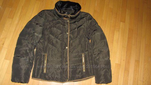 Куртка на пуху H&M