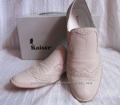 Туфли мужские кожаные Kaiser 44