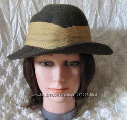 Шляпа фетровая женская David Ripper Son Англия 53 см