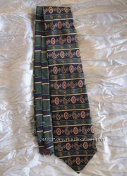 Галстук шелковый винтаж Tommy Hilfiger США Новый