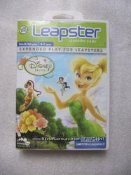 Картриджи новые для LeapFrog Cars 2 Disney