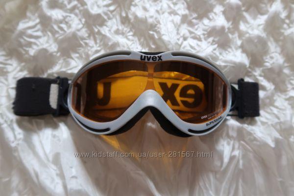 Горнолыжная маска Uvex Supersonic