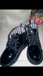 Шикарные Весенние Лаковые Ботиночки