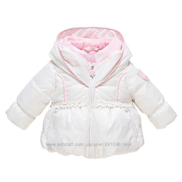 Термо, пуховая курточки Chicco 68, 74р - разные