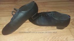 Танцевальные туфли - кожа