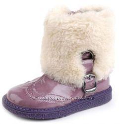 Зимние ботинки Garvalin 23, 24, 30р - разные