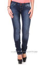 Синие джинсы скинни DLF, Dsquared, Armani все в ростовке