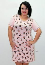 Шикарные ночные сорочки для беременых и кормящих мамочек