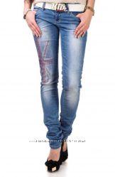шикарные джинсы Richmond , made in Turkey