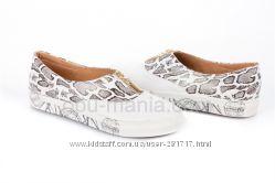 Кожаные туфли Classic Fashion 093 белые. Кожа. Все размеры