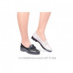 Кожаные туфли Classic Fashion 172 . Все размеры