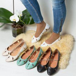 Кожаные Туфли Classic Fashion с83 . Все размеры