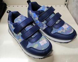 Кроссовки для мальчика текстильные Lapsi