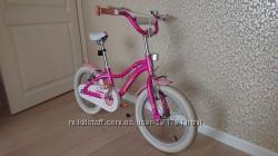 Schwinn велосипед розовый для девочки 16