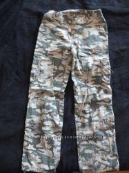 милитари хаки камуфляжные штаны