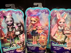 Кукла Enchantimals в ассортименте, оригинал MATTEL