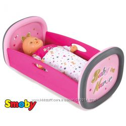 Колыбель для пупса Baby Nurse Gold Edition Smoby 220313