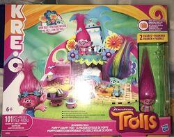 Конструктор Hasbro Trolls Kreo Dreamworks Poppy&acutes Happy Pod