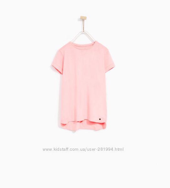 Базовая футболка ZARA 164